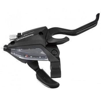 Шифтер/тормозная ручка правая Shimano ST-EF500 8ск.