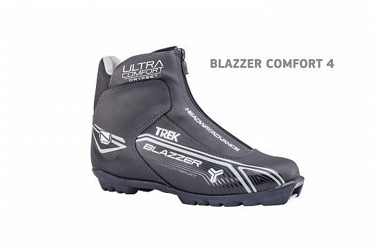 Ботинки лыжные TREK NNN Blazzer Comfort