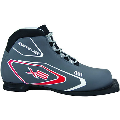 Ботинки лыжные SPINE 75 мм X5 синтетика