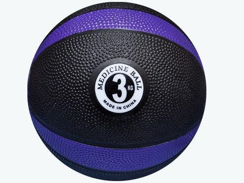 Мяч для атлетических упражнений (медбол). Вес 3 кг