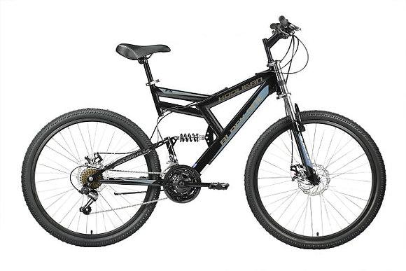Велосипед Black One Hooligan FS 26 D (2021)