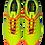 Бутсы многошиповые Forza JSH3003-Y, лимонный