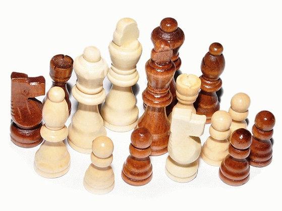 Фигуры шахматные