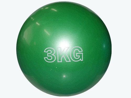 Мяч пилатеса. Вес 3 кг.