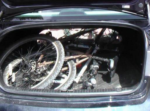 Руководство по транспортировке велосипеда: все способы перевозки на машине.