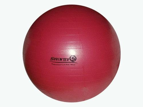 Мяч для фитнеса (матовый). Диаметр 75 см