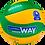 Thumbnail: Мяч волейбольный MVA 200 CEV Official game ball