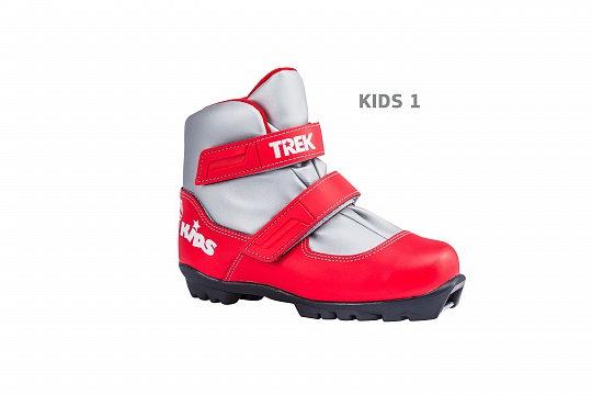 Ботинки лыжные TREK NNN Kids