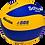 Thumbnail: Мяч волейбольный SV-3 School FIVB Inspected