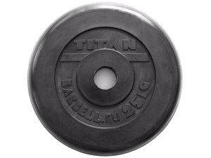 Диск для штанги Titan - 25 кг.