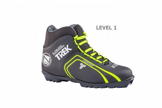 Ботинки лыжные TREK NNN Level
