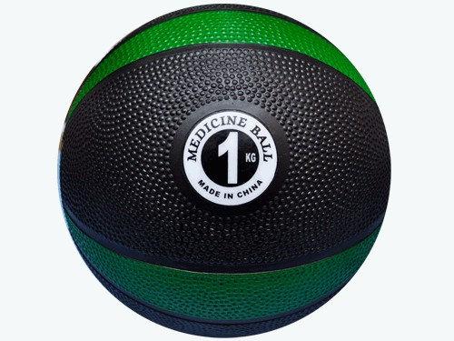 Мяч для атлетических упражнений (медбол). Вес 1 кг