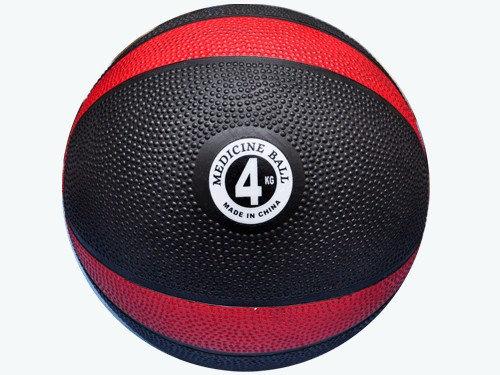 Мяч для атлетических упражнений (медбол). Вес 4 кг