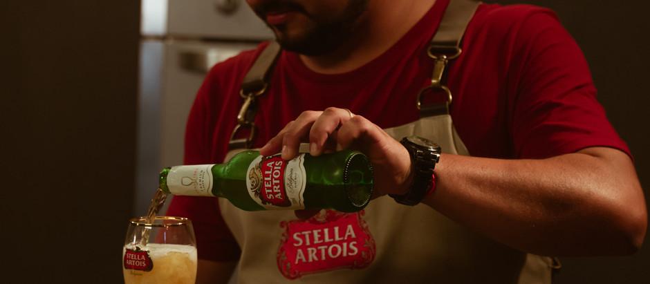 Stella Artois lança segundo episódio de curso on-line com o chef Marcelo Petrarca