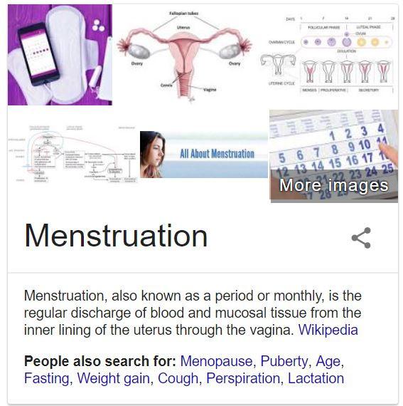 menstruation problem