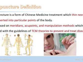 Should doctors recommend acupuncture for pain?(UK)