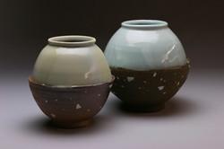 Half Moon Jars