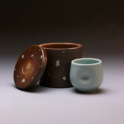Cup and Jar Set