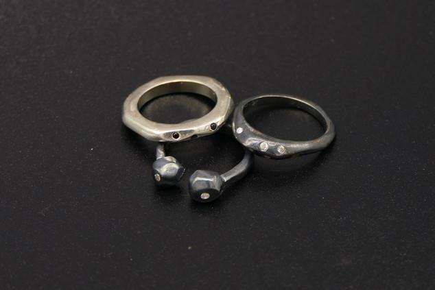 Rings Oxidised