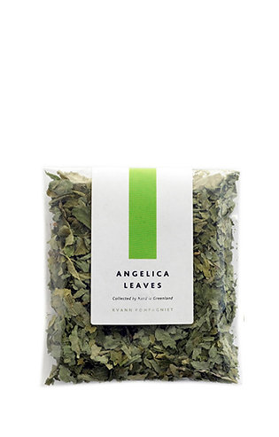 ANGELICA LEAVES