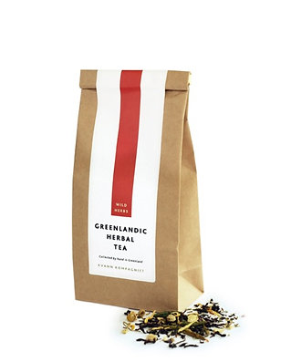 GREENLANDIC HERBAL TEA 25g.