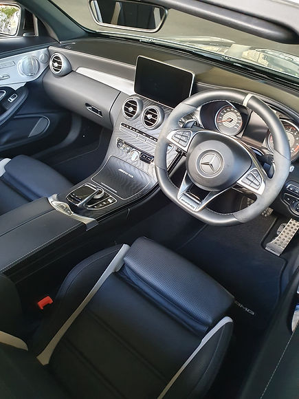 Mercedes-Benz to showroom perfection