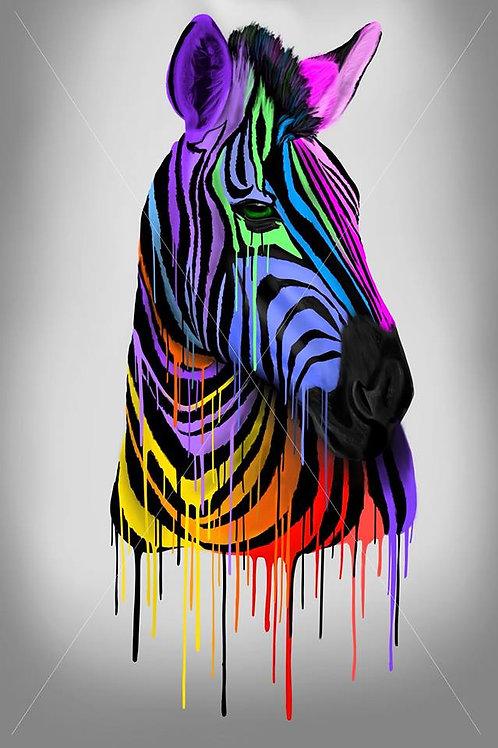 Dripping Zebra
