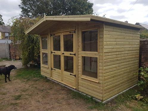 Albion Apex Summer Cabin