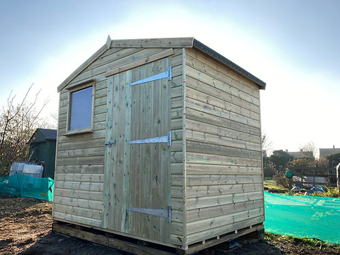 ALBION Apex R Shed
