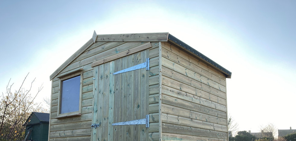 Apex Albion Shed