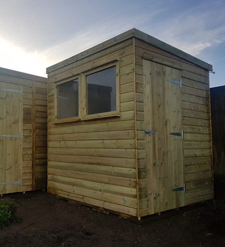 ALBION Pent 1.1 Shed