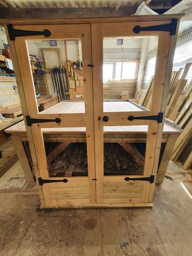 Summerhouse Doors