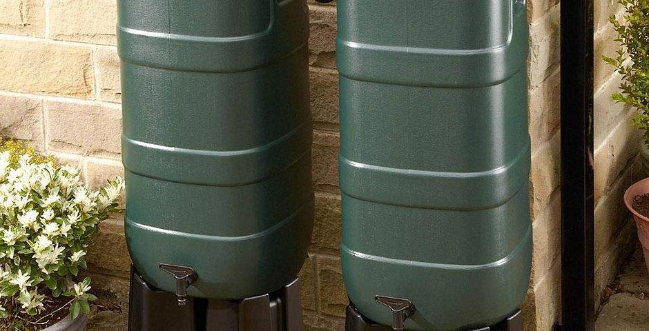 200L Water Butt Kit