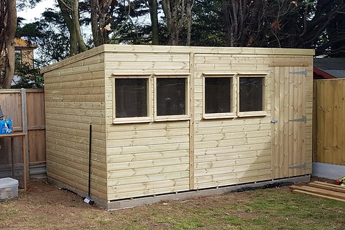 ALBION Pent Workshop R