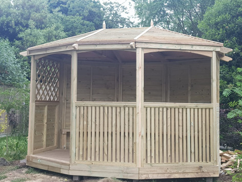 Seating Arbour