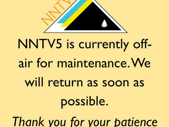 NNTV5 Channel Currently Down