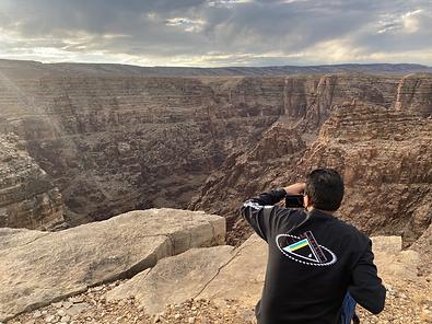 Navajo Film Crew