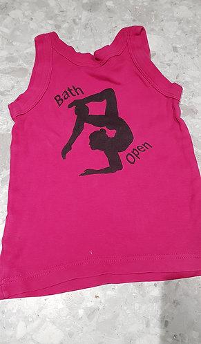 Bath Open Vest