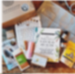 organic tea subscription box, organic tea gift box