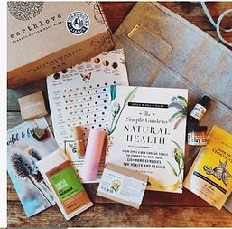 organic tea subscription box, organic tea gift box