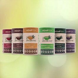 organic hemp tea