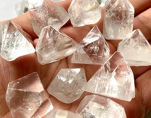 Apophyllite Crystal Pyramid