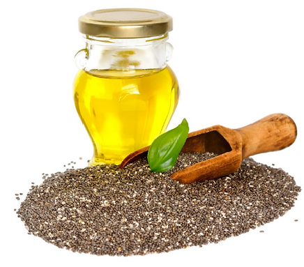 chia seed oil for skincare