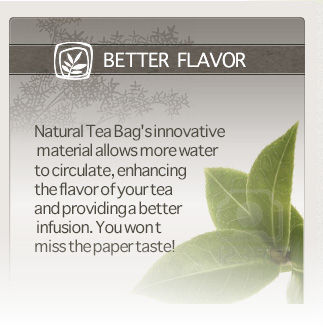 natural tea bags, empty tea bags, fill in tea bags, best tea bags, best green tea bags, no paper tea bags