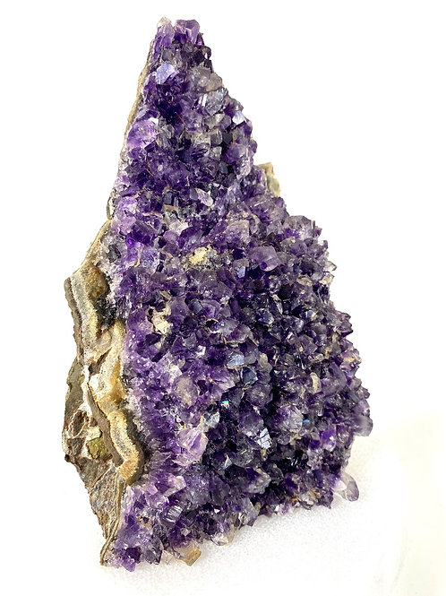 Amethyst Cathedral Geode  1.9 Lb