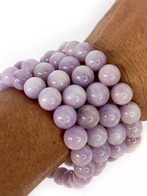 Pink Kunzite Bracelets