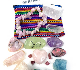Crystals For Love The Ultimate Healing Kit