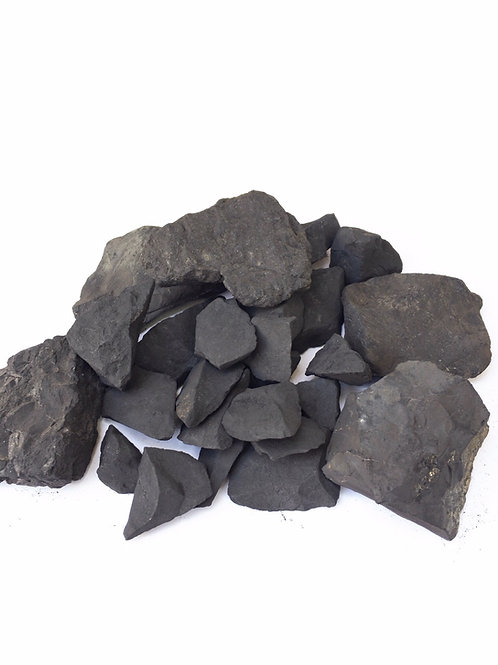 Shungite Stones Rough Natural Medium Size