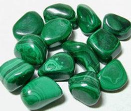 Malachite Stone Natural