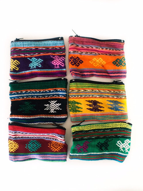 Colorful Cotton Medicine Bag